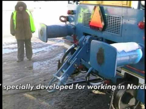 Zephir LOK 20.450 tested in arctic conditions.wmv