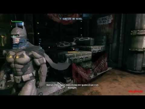 Guia Batman Arkham Origins 100% Busca al pinguino, Final offer y Electrocutor (2/18)