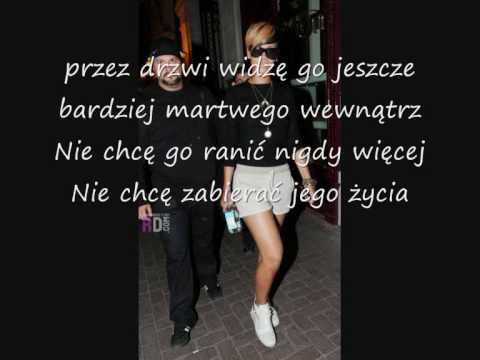 Rihanna - Unfaithful tłumaczenie / napisy pl.