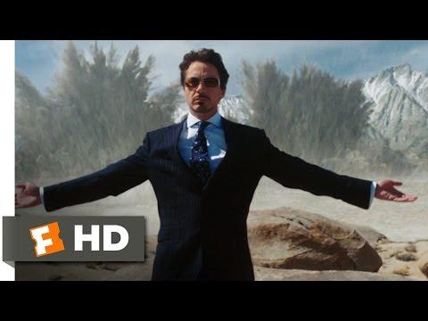 Iron Man (2008) - The Jericho Scene (2/9) | Movieclips