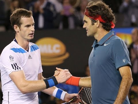 Roger Federer thrashed Andy Murray 6-0 6-1 to end the Briton's ATP World Tour Finals