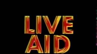 1 July 1985 BBC2 - Live Aid trailer