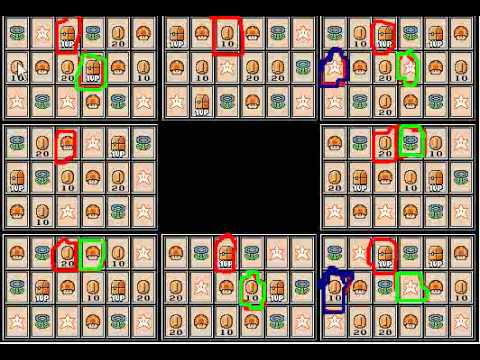 Memory Match Card Game Pic Mario 3 Memory Card Game