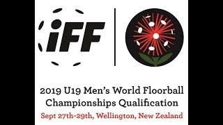 Австралия до 19 : Новая Зеландия до 19