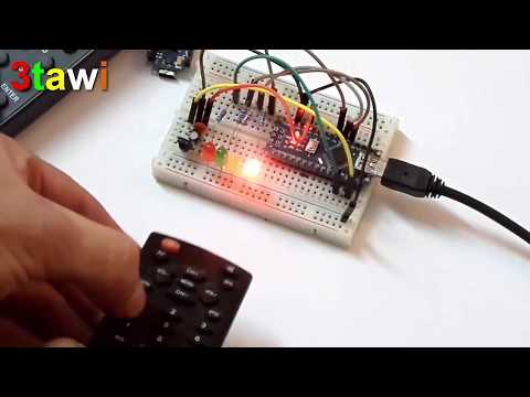 ir - How to make universal remote controller? - Arduino
