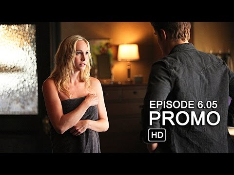 The Vampire Diaries 6x05 Promo - The World Has Turned And Left Me Here [hd] video