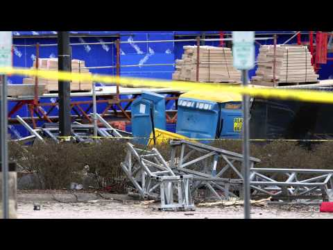 Fatal Raleigh scaffolding collapse