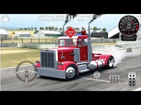 Carx Drift Racing - Santa Truck Drifting review video