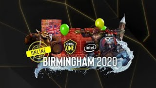 NIGMA vs A.MODE | ESL One Birmingham 2020 | DOTA 2 LIVE | ENGLISH CASTER | BATTLEPASS GIVEAWAY!