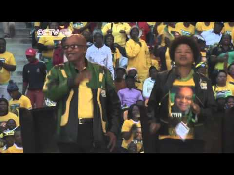 South Africa Prepares for Election