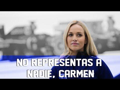 No representas a nadie, Carmen   Fórmula Fons   Opinión