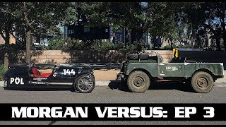 1955 Land Rover Series 1 - Morgan Versus: Episode 3