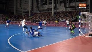 III Юношеские Олимпийские игры 2018. Группа В. Россия - Бразилия. 1-6