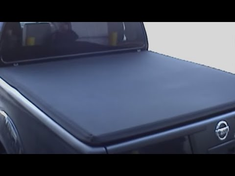 nissan navara d40 soft tonneau cover fitting instructions
