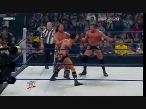 WWE-Breaking Point 2009 Highlights