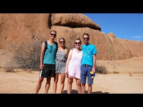 Silvester auf Weltreise in Namibia - Roadtrip Abenteuer | VLOG #178