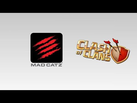 Clash of clans - Madcatz M.O.J.O. Unboxing (Recording clash of clans)