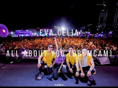 Download EVA CELIA - ALL ABOUT YOU DRUMCAM Mp4 baru