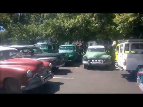 Paisajes de La Habana vieja