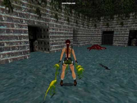 Whilst exploring the Crash Site, Lara bumps into a bunch of seemingly adorable compsognathus. After playing with them for a while, she realizes they're actua...