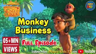 The Jungle Book Monkey Business