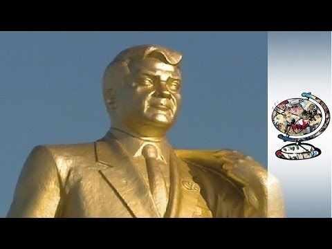 President for Life - Turkmenistan, August 2005