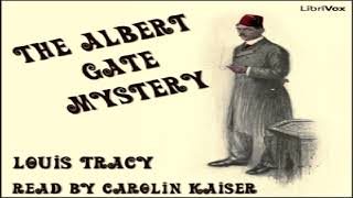 Albert Gate Mystery | Louis Tracy | Detective Fiction, General Fiction | Talking Book | 1/5