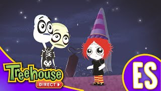 Ruby Gloom - 13 - Ruby al cubo