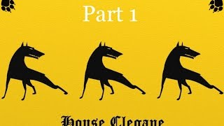 CK2 - GoT Mod House Clegane Part 1