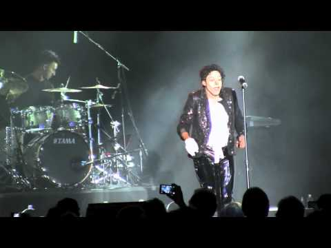 Who's Bad (michael Jackson Tribute) billie Jean  Spotlight 29 On 6-17-11 video