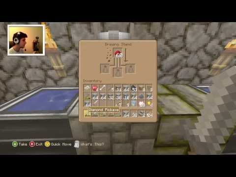 LIVE MINECRAFT XBOX 360 SURVIVAL ISLAND XP FARMING [EP.13]