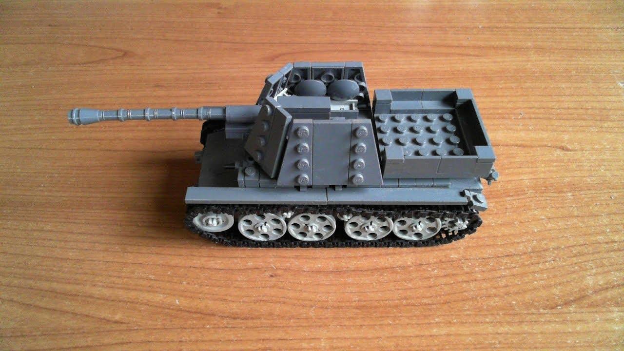 Marder Iii Tank Hunter Lego Marder Iii Tank Destroyer