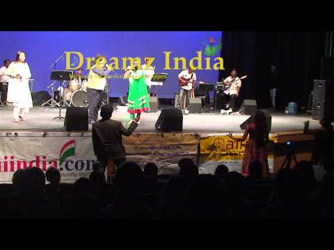 Bappi Lahiri At Detroit August 10 2012 video
