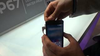 "Hisense C20 ""King Kong 2"" preview • InsideGeek.it - MWC 2016"