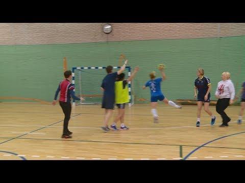 Sporty Amatorskie - 2018.04.19 Oldbojki Koszalin (piłka Ręczna)