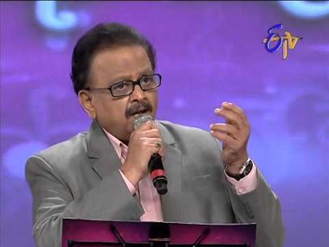 Swarabhishekam - స్వరాభిషేకం - Yevvaro Padaru Bhupala Ragam - S P  Balasubrahmanyam  - 26th Jan 2014