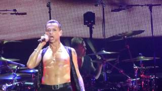 """Enjoy the Silence"" Depeche Mode@Revel Ovation Hall Atlantic City 8/30/13"