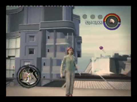 Saints Row 2 - Peter and Lois Griffin