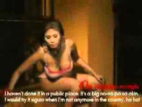 Myles Hernandez - Fhm Ladies' Confessions Feb. '07 video