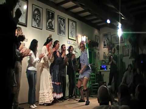 Fin de Fiesta - SORPRESA- 25e Aniversario 2010 Peña Al Andalus Belgica!!