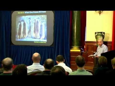 TEDxBelfast - Ken Thompson - The Habits of High Performing Teams