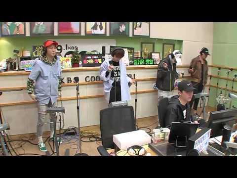 170412 WINNER - FOOL Live At Hongki's Kiss The Radio