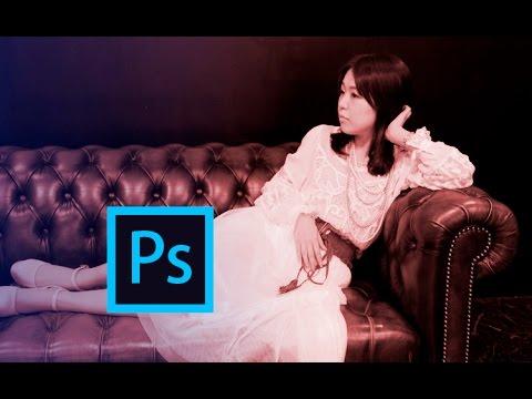 Photoshop CS6 使い方講座レタッチと修復 アドビフォトショップCS6【動学.tv】