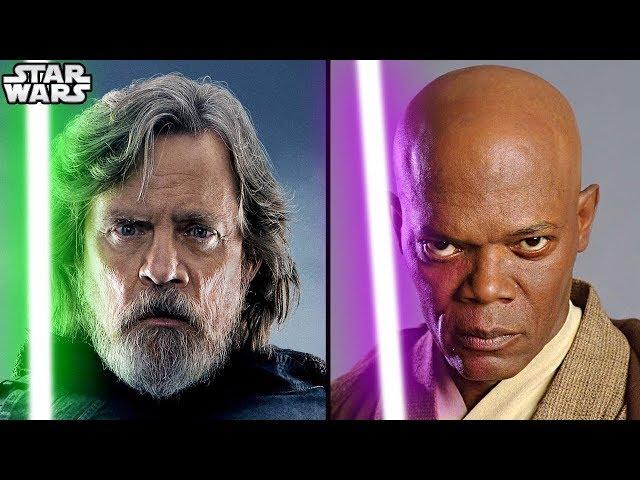Luke39s Point of View MACE WINDU CANON - Star Wars Explained