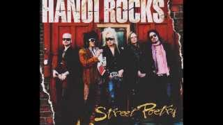 Watch Hanoi Rocks Street Poetry video