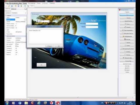 Взлом аккаунтов в Samp-Rp.ru через PHP Devel Studio 2010 как взламывать