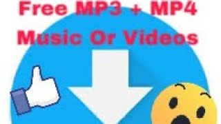 How To download MP3 + MP4 On IOS For Free!
