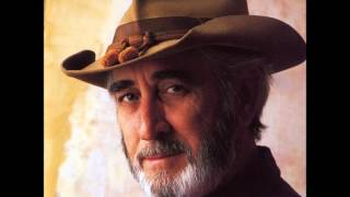 Watch Don Williams Too Many Tears To Make Love Strong video