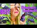 VITBOOST- Vegan Supplements Needed | Immune System Health | Organic Elderberry Syrup & Liquid Biotin