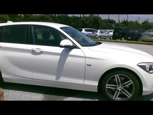 Review :: BMW 120i Sports